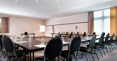 Spacious conference room for business meetings in Hennigsdorf | © Wyndham Garden Hennigsdorf Berlin
